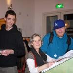 Stadscomponist Mark Nieuwenhuis, Helena Jansz en rapper Jeroen Haas
